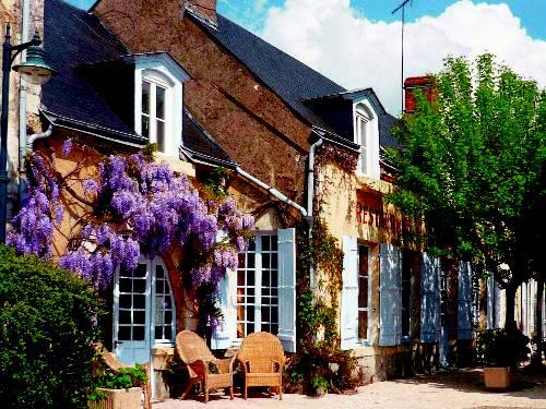Gîtes d'exception à Orléans, Résidences