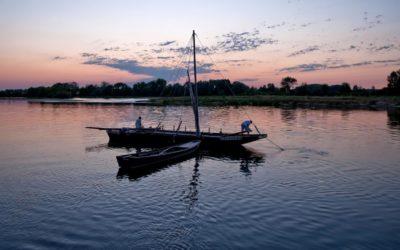 Balade nocturne vins et Loire